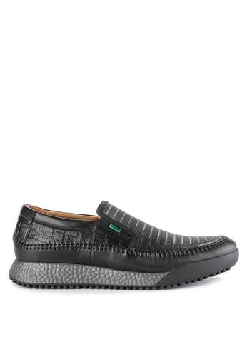 Kickers black Man Shoes 3106B A8765SHBC1B128GS_1