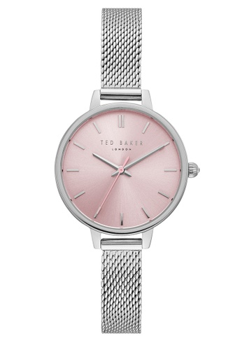 47abc37ca TED BAKER pink and silver Ted Baker Women s TE50070003 Kate  45BA4AC3CE667EGS 1