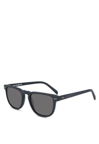 Thread Etiquette 黑色 經典太陽眼鏡 1B83DGLC1EAD9FGS_1