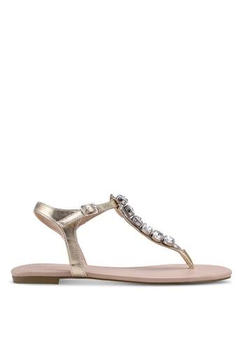 ALDO gold Belito Sandals F4C91SH350F9EDGS_1