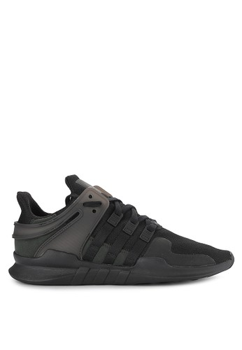 adidas black adidas originals eqt support adv AD349SH0VUEJID_1