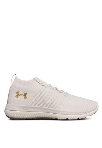 Under Armour white UA W Slingflex Mid Shoes UN337SH0SU98MY_1