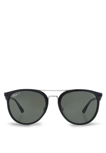 e094124e787d0 Ray-Ban black Active Lifestyle RB4285 Sunglasses 23BEDGLC2F0D3EGS 1