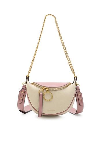 Volkswagen pink Women's Sling Bag / Shoulder Bag / Crossbody Bag D4158AC185C38CGS_1