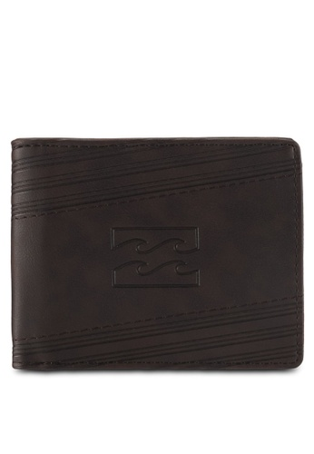 Billabong brown Junction Wallet BI783AC0SXSEMY_1