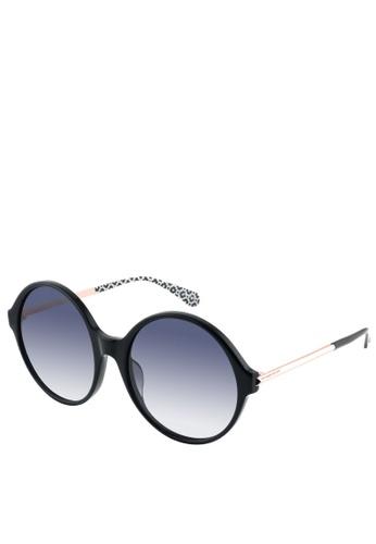Kate Spade black Wren/G/S Sunglasses 8B697GLDDC5C34GS_1