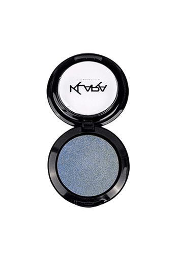 KLARA COSMETICS blue Shimmer Eyeshadow #31 - Rose Gold Azure 99574BE6F9CC3EGS_1