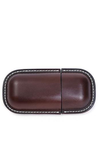 Twenty Eight Shoes Handmade Leather Glasses Case QYE103 8633DACF667EAEGS_1