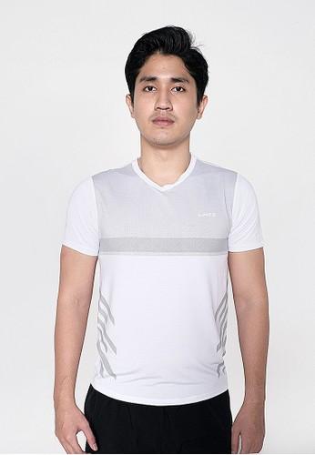 SFITS SFIDN FITS Threadcool Dotmatrix Shirt Kaos Baju Olahraga Lari Gym 1308 2BDB0AA8387A14GS_1