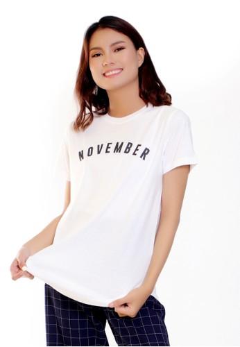 Hardware white HARDWARE Month Edition November T-Shirt E0E13AA7B78A51GS_1