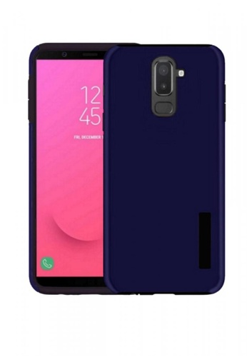 timeless design c55b0 1f0b7 Dual Pro Shockproof Case for Samsung Galaxy J8 2018