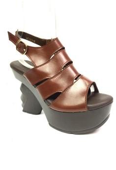 Dyeni Leather Sandals