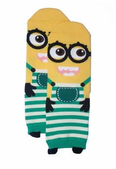 Sunny Character Green Long Socks