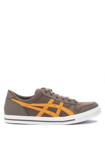 ASICSTIGER brown Aaron Sneakers 56180SHD59F583GS_1