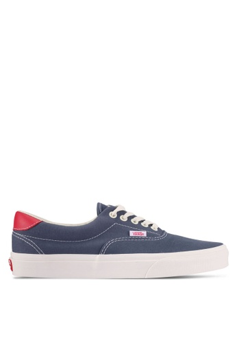 VANS red and blue Era 59 Sneakers VA142SH0SWRDMY_1