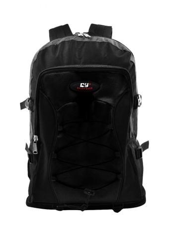 Dooka black 2615 Multi-Purpose Backpack DO079AC0J0J4PH_1