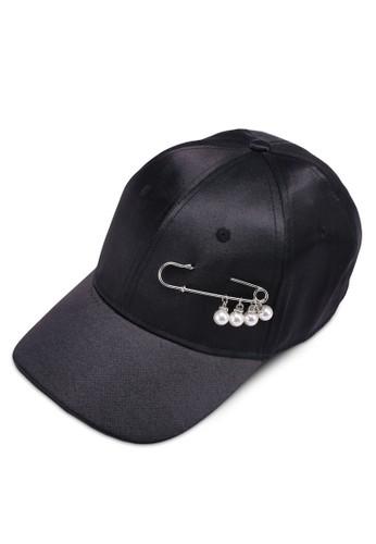 OVS black Baseball Cap 9C1D0AC15B297DGS_1