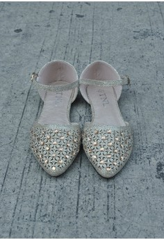TNL Panni Sandals (Gold)