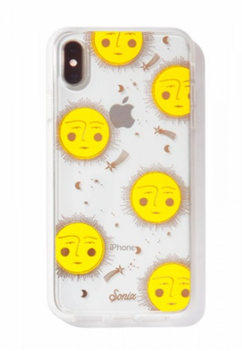 Sonix yellow Sol Phone Case - iPhone XS 714DCAC1976BEEGS_1
