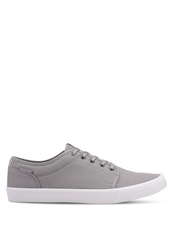 Jack & Jones grey Ashley Sneakers AFEDFSH31BEEBAGS_1