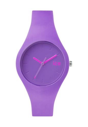 Ice Ola 矽zalora 評價膠中性圓錶, 錶類, 飾品配件
