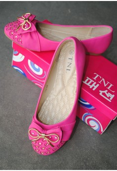 TNL Abby Ballet Shoes (Pink)