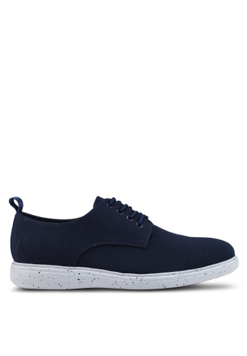 Call It Spring navy Collins Lace Up Sneakers CBB29SH29834A5GS_1