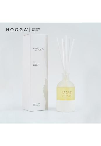 HOOGA Hooga Cypress & Bay Leaf White Series 200ml 45EAFHLF1579FFGS_1