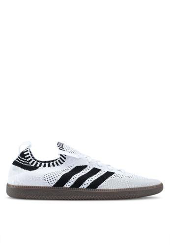 adidas white adidas originals samba pk sock D5C01SH464E16BGS_1