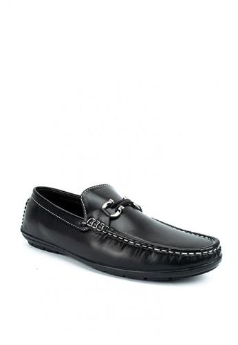 Mario D' boro Runway black George Casual Shoes 0D1C7SH73DE1ECGS_1