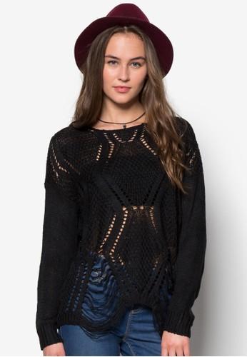 針織長袖衫, 服飾, 連帽上衣 &zalora 男鞋 評價amp; 連帽外套