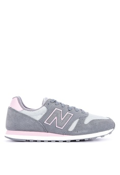 f31b000680877 New Balance grey and pink 373 Classic Lifestyle Sneakers F9770SH7BE2749GS_1