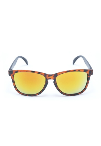 2i's to eyes orange and multi 2i's Sunglasses - Etu 2I983AC02OYRHK_1