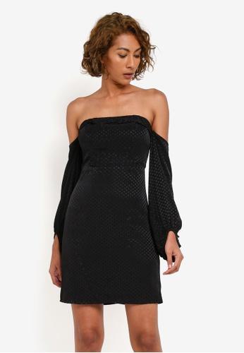 Bardot black Skyline Dress BA332AA0S0SYMY_1