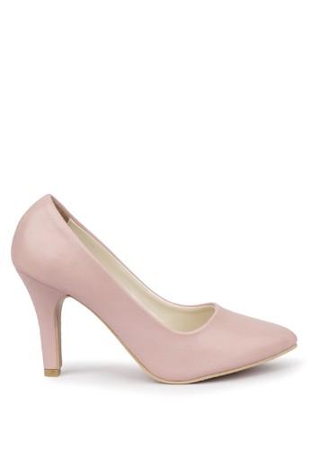 29867dcf5f2 CLAYMORE pink Sepatu High Heels BB-701 Salem CL635SH31LIQID 1