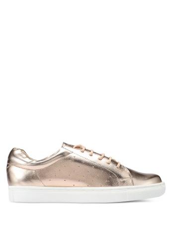 37bf63734fb Buy Carlton London Metallic Sneakers Online on ZALORA Singapore