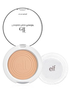 Clarifying Pressed Powder in Rosy Beige