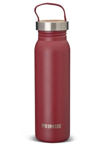 Fjallraven red Fjallraven Klunken Bottle 0.7 L Ox Red 6A566ACA6FD827GS_1