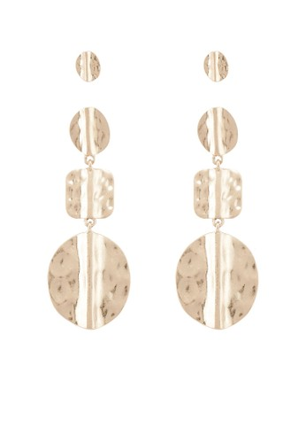 ONLY gold Nanna 2-Pack Earrings AA75AAC33A27C7GS_1