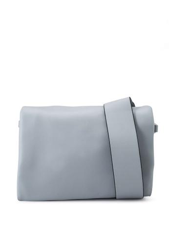 Keddo grey Ruza Sling Bag B7939ACE8AC138GS_1