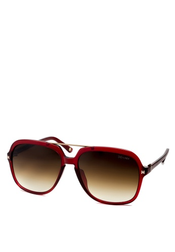 HEX EYEWEAR red Artist - Kurt C. - Sunglasses - Italy Design HE671AC2V1KEHK_1