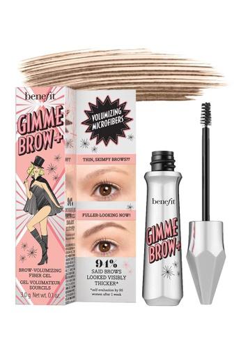 Benefit brown Gimme Brow+ Volumizing Eyebrow Gel Shade 03 1E78DBE9313F5CGS_1