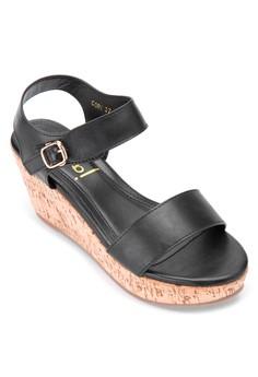 Cori Wedge Sandals