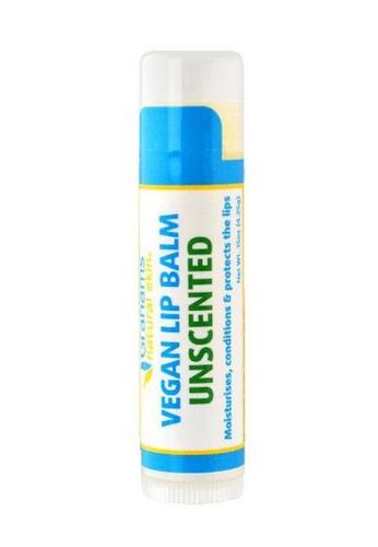 Grahams Natural Alternatives Vegan Lip Balm - Unscented 4.25g CCDE3BE10B520BGS_1
