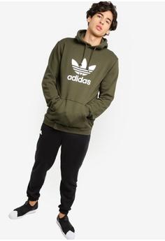 newest 24d89 fbe69 adidas adidas originals trefoil hoody S  110.00. Sizes XS S M L XL