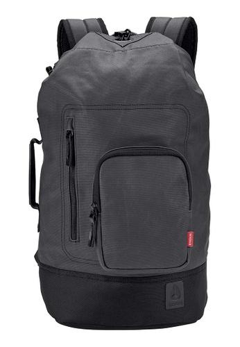 Nixon black Origami Backpack - Black (C2948000) ECEB9ACF7CB902GS_1