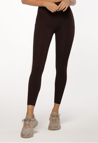 Lorna Jane red Evie Ankle Biter Leggings 3D2B2AAB54220EGS_1