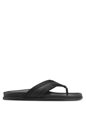 ALDO black Qyllan Sandals D95A6SH2A0CD17GS_1
