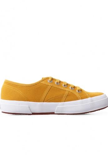 Superga yellow Superga 2750 Yellow Senape 8A008SHE20C8BCGS_1