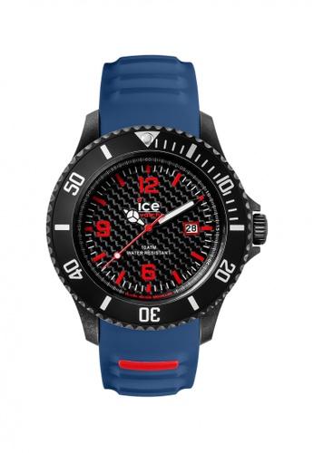 Ice-Watch multi ICE carbon - Black Blue - Large IC770AC2V3RBHK_1